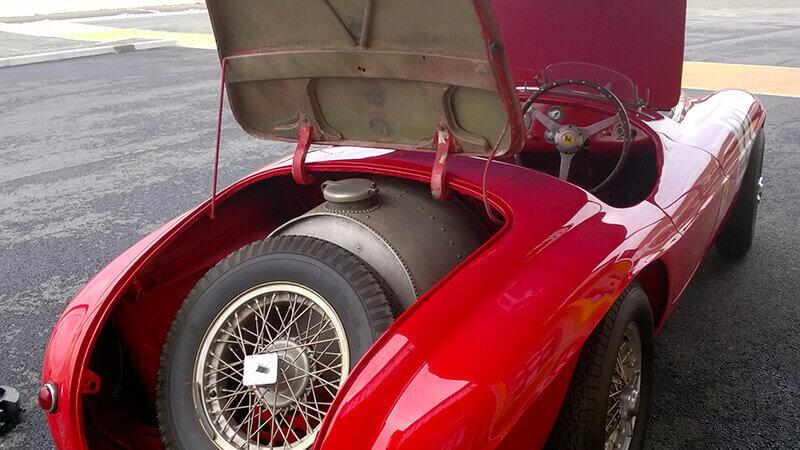 Ferrari 166 MM, 1949 à découvrir au Musée des 24 Heures du Mans